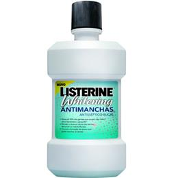 Enxaguatório Bucal Listerine Anti Manchas (Emb. contém 1un. de 250ml)