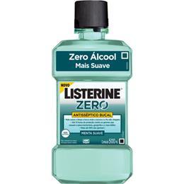 Enxaguatório Bucal Listerine Zero (Emb. contém 1un. de 500ml)