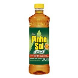 Desinfetante líquido pinho sol 500ml original