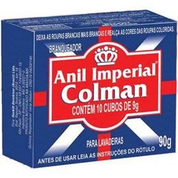 Anil Imperial Colman Cubos (Emb. contém 50un. com 10 cubos de 9g cada)