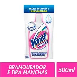 Alvejante sem cloro vanish 500ml white sache