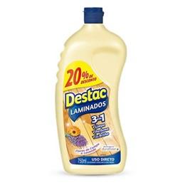 Limpador uso direto destac 750ml laminado c/ 20% de desconto