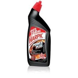 Desinfetante sanitário harpic leve 750ml pague 500ml power plus