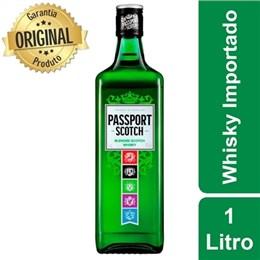 Whisky Passport (Emb. contém 1un. de 1 Litro)