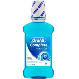 Enxaguatório Bucal Oral B Menta (Emb. contém 1un. de 250ml)