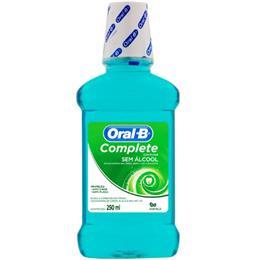 Enxaguatório Bucal Oral B Hortelã (Emb. contém 1un. de 250ml)