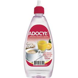 Adoçante Adocyl (Emb. contém 1un. de 100ml)