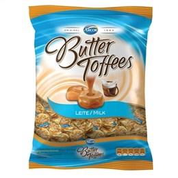 Bala Arcor Butter Toffees Leite (Emb. contém 1un. de 600g)