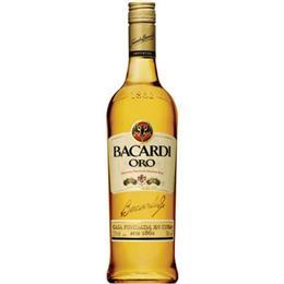 Rum Bacardi Carta Oro (Emb. contém 1un. de 980ml)