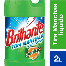 Alvejante sem cloro brilhante 2l utile
