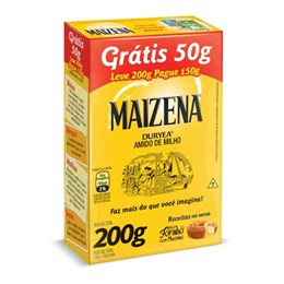 Amido de milho maizena 200g l200 p150