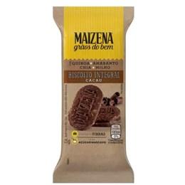 Biscoito integral maizena 25g cacau