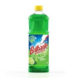 Desinfetante sanitário brilhante 1l limão