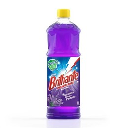 Desinfetante sanitário brilhante 1l lavanda