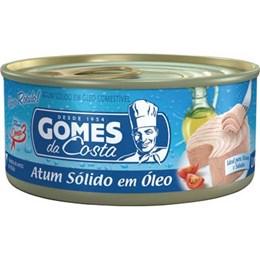 Atum Sólido Gomes Da Costa (Emb. contém 1un. de 170g)