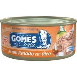 Atum Ralado Gomes Da Costa (Emb. contém 1un. de 170g)