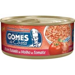 Atum Ralado Gomes Da Costa Molho Tomate (Emb. contém 1un. de 170g)