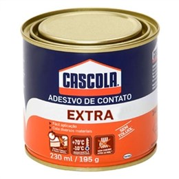 Adesivo Extra sem Toluol 195grs - Cascola
