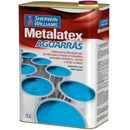 Águarrás Metalatex 5 Litros