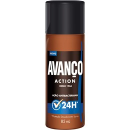 DESOD.AVANCO SPRAY 85ML ACTION