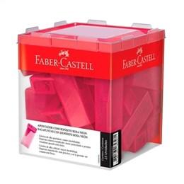 Apontador Faber Castell Com Deposito Rosa (Emb. contém 25un.)