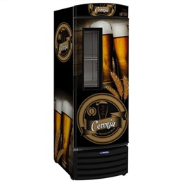Cervejeira VN50FL com Visor 110v (Emb. contém 1un. de 497 litros) - Metalfrio