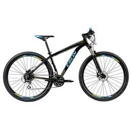 Bicicleta Caloi Atacama Aro 29, 24 marchas, Preta
