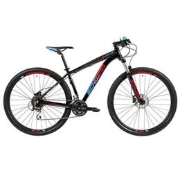 Bicicleta Caloi Schwinn Mojave Aro 29 T17, 24 Marchas, Disco Hidraulico, Preta