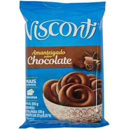 BISC.VISCONTI 335G AMANT. CHOCOLATE