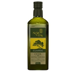Azeite Nova Oliva 0,2% Extra Virgem Classic 500ml - Caixa com 12 unidades de 500ml