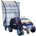 Carrinho  Rod-Car 160 Litros Rod-Kart (Emb. contém 1un.)