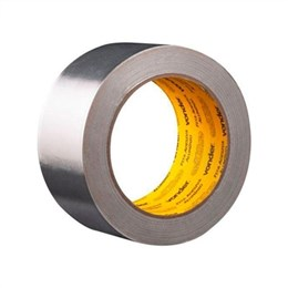 Fita Adesiva de Alumínio 50mm x 30m Vonder (Emb. contém 1un.)