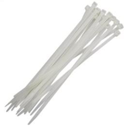 Abraçadeira Nylon Disma 640mm x 12mm Branco (Emb. contém 10un.)