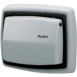 Acabamento Deca para Valvula Descarga Hydra 4900 991 Cinza (Emb. contém 1un.)