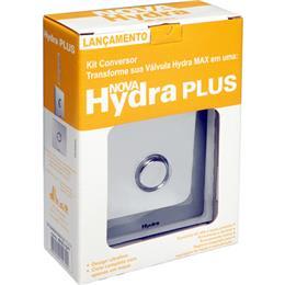 "Adaptador 4916-C-PLS Max para Hydra Plus Kit 1 1/4""e 1 1/2"" Cromado (Emb. contém 1un.) - Hydra"