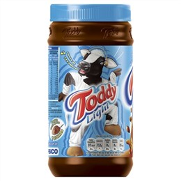 Achocolatado Toddy Light Pote (Emb. contém 1un. de 380g)