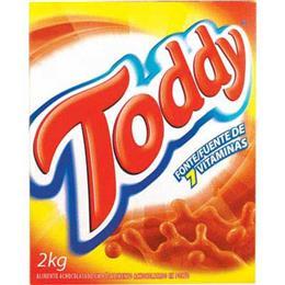 Achocolatado Toddy Vitaminado Caixa (Emb. contém 1un. de 2kg)