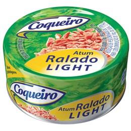 Atum Ralado Coqueiro Natural Light (Emb. contém 1un. de 170g)