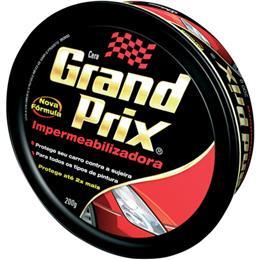 Cera Impermeabilizadora Grand Prix   (Emb. contém 1un. de 200g)