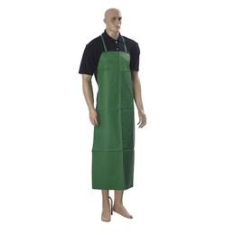 Avental em PVC Forrado PROT-VIN PROT-CAP Verde