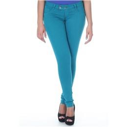 Calça jeans feminina Legging  226588 verde 36