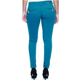 Calça jeans feminina Legging  226588 verde 40