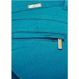 Calça jeans feminina Legging  226588 verde 42