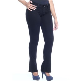 Calça jeans feminina boot cut  233218 36