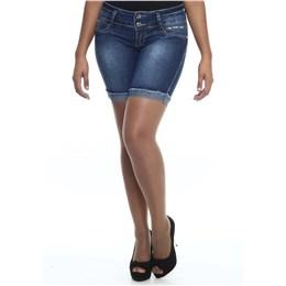 Bermuda jeans feminina  233247 34