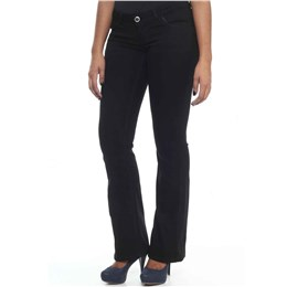 Calça jeans feminina Boot cut  233352 44