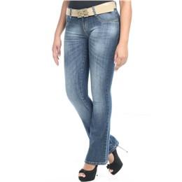 Calça jeans feminina Flare  233921 36