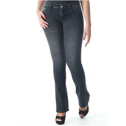 Calça jeans feminina Flare  233932 42