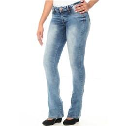 Calça jeans feminina Flare  234220 40
