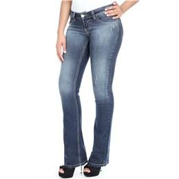 Calça jeans feminina Flare  234252 44